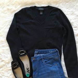 Lane Bryant Sweater Black 14 16